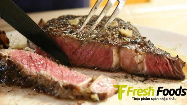Cách làm thịt bò bít tết