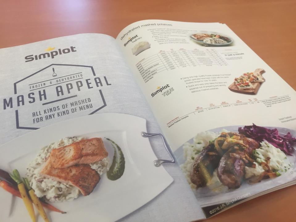 T&P Fresh Foods gặp gỡ đối tác tiềm năng Simplot Food Group