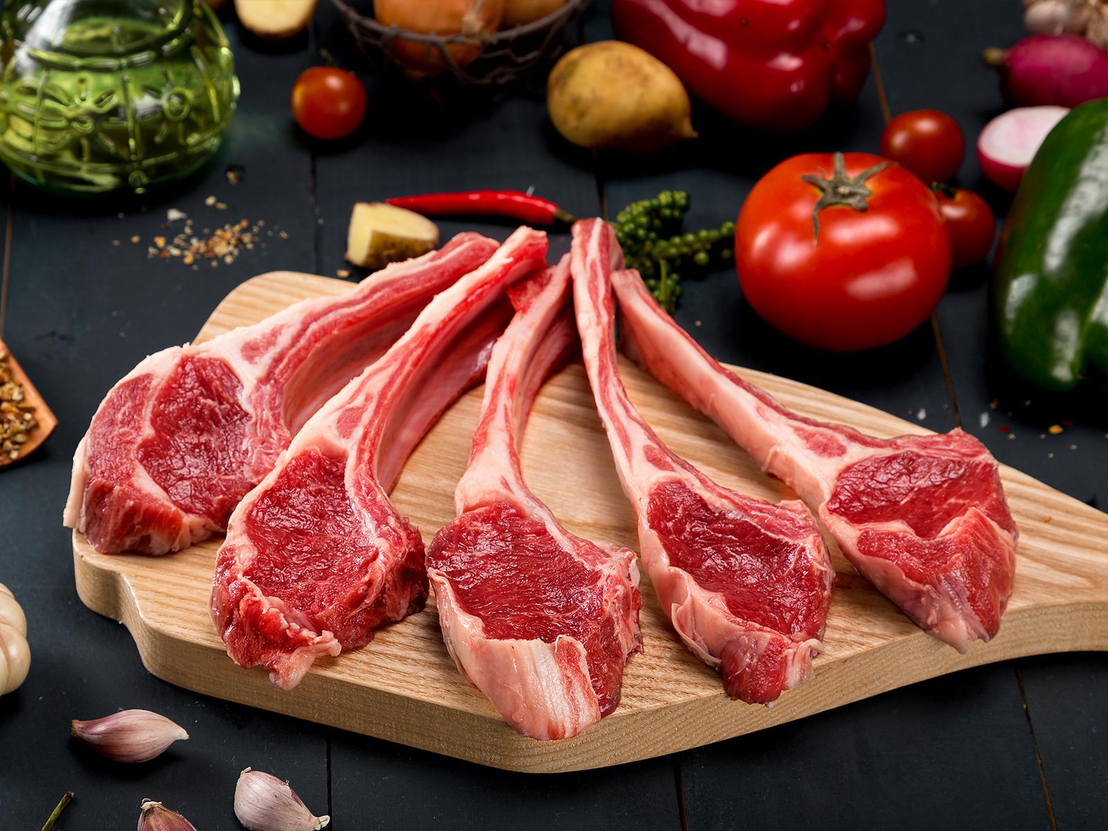 Làm sao để chế biến thịt cừu không bị hôi ?