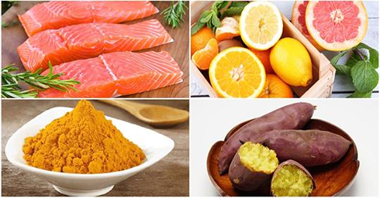 """Tế bào ung thư cũng phải """"e sợ"""" khi đối mặt với những """"siêu thực phẩm"""" này."""