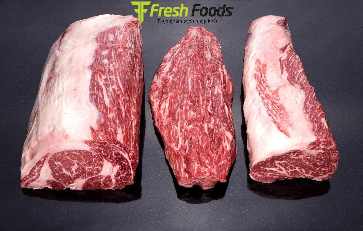 Giải pháp nào để rã đông thịt bò an toàn và nhanh chóng ?